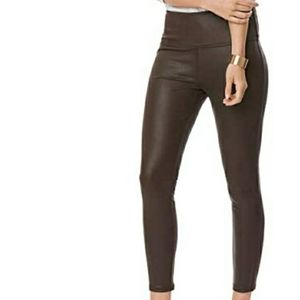 NYDJ coated leggings